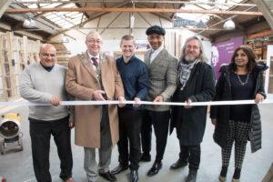 Wood Saints Launch